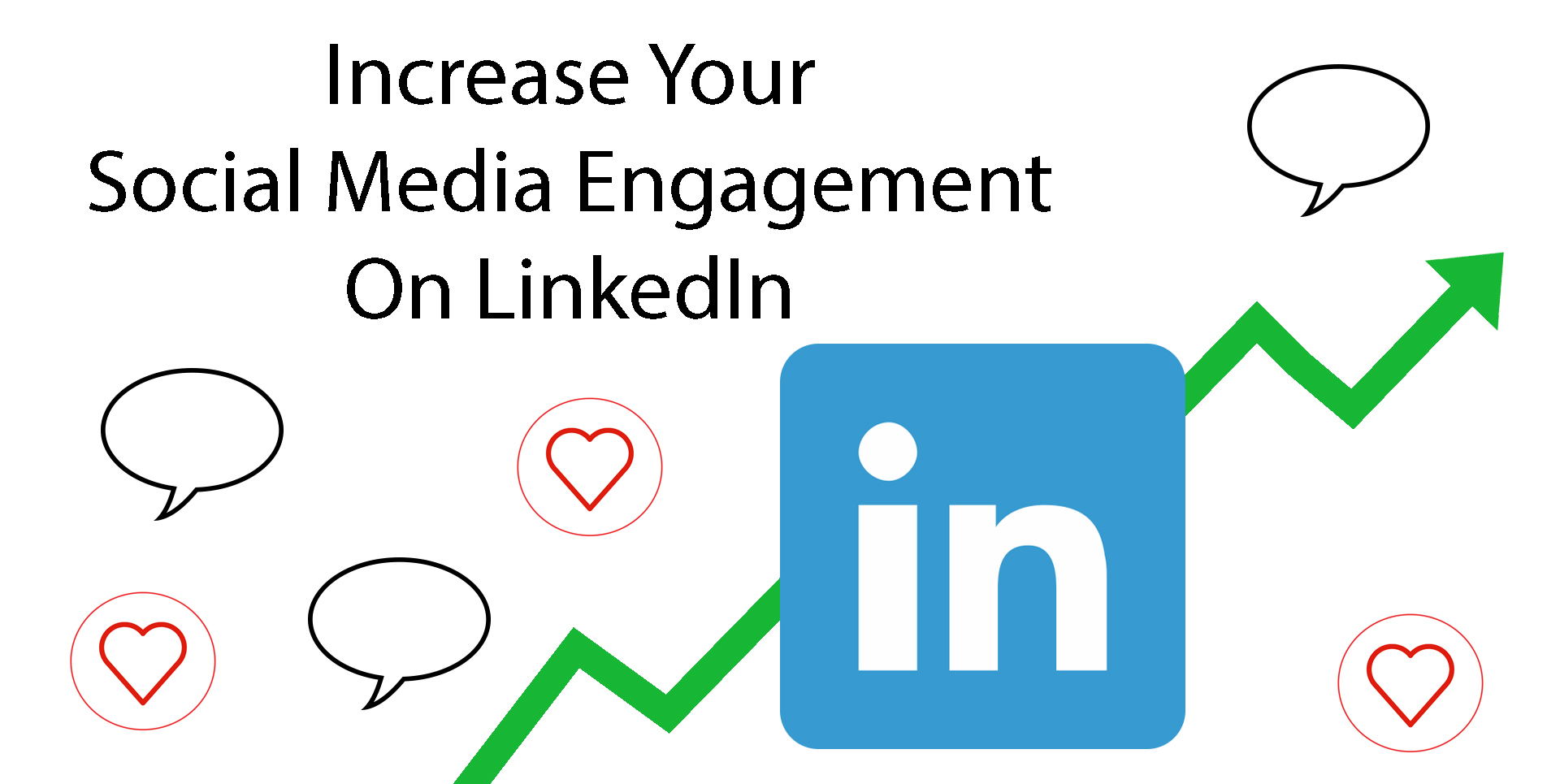 Increase your social media engagement on Linkedin